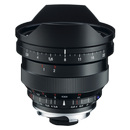 ZEISS Distagon T* 2,8/15 ZM for Leica Rangefinder Cameras (M-mount), incl. Centerfilter, Black product photo