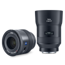ZEISS Batis 2/40 CF for Sony Mirrorless Cameras (E-mount) product photo