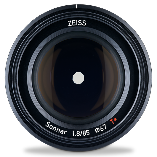 ZEISS Batis 1.8/85 for Sony Mirrorless Cameras (E-mount) product photo frontv4 PDP