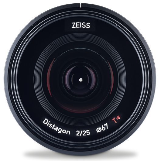 ZEISS Batis 2/25 for Sony Mirrorless Cameras (E-mount) product photo frontv4 PDP
