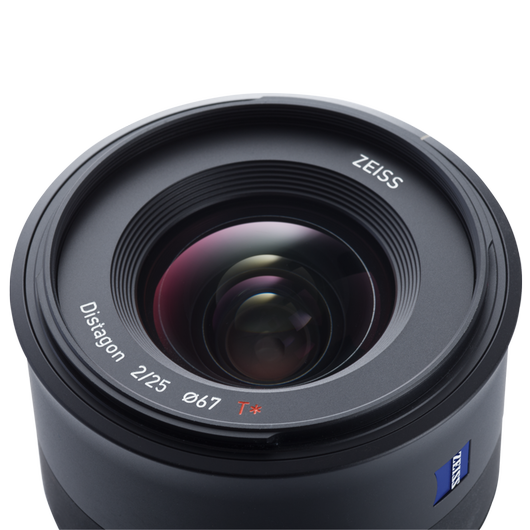 ZEISS Batis 2/25 for Sony Mirrorless Cameras (E-mount) product photo frontv5 PDP