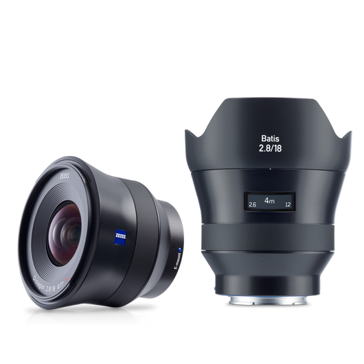 ZEISS Batis 2.8/18 for Sony Mirrorless Cameras (E-mount) product photo