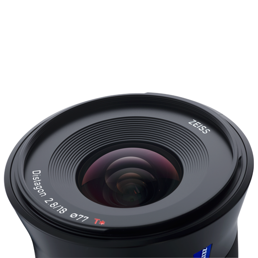 ZEISS Batis 2.8/18 for Sony Mirrorless Cameras (E-mount) product photo frontv4 PDP