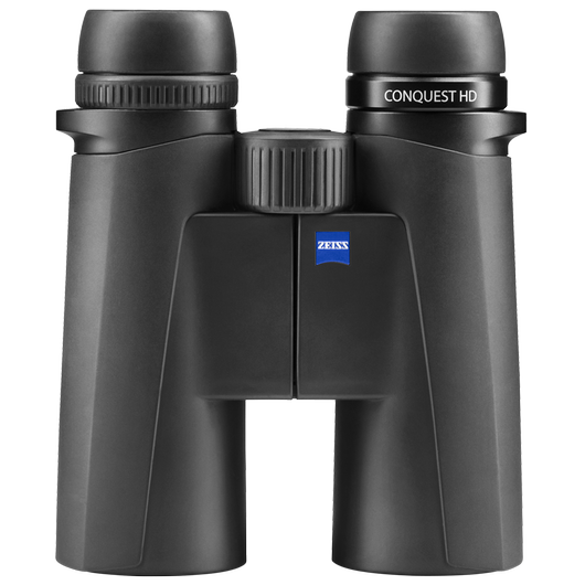 ZEISS Conquest HD 10x42 product photo frontv1 PDP