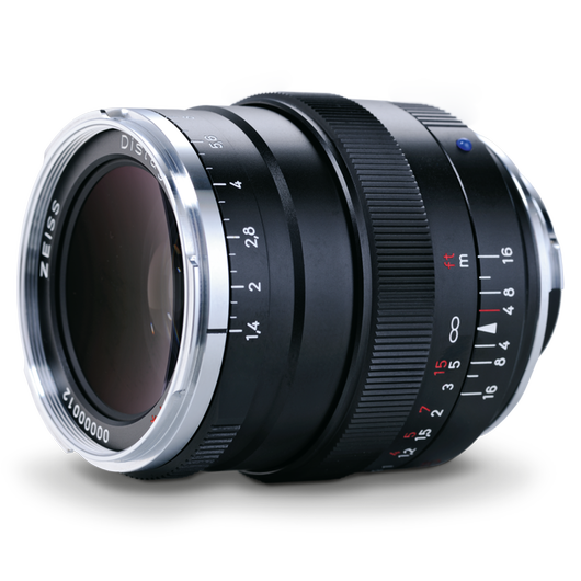 ZEISS Distagon T* 1,4/35 ZM for Leica Rangefinder Cameras (M-mount), Black product photo frontv3 PDP