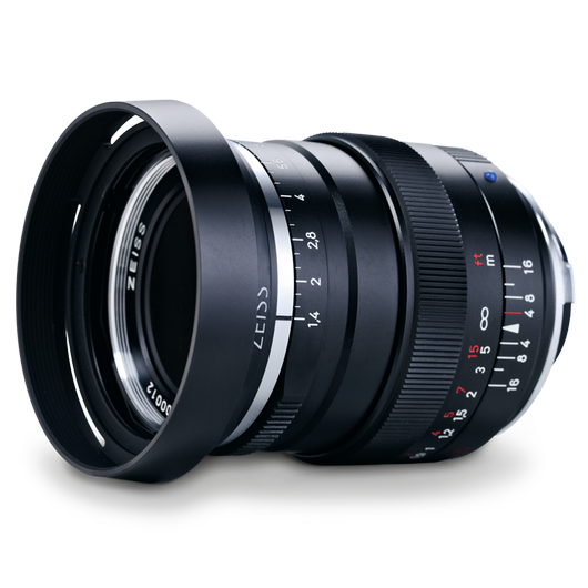 ZEISS Distagon T* 1,4/35 ZM for Leica Rangefinder Cameras (M-mount) product photo frontv4 PDP