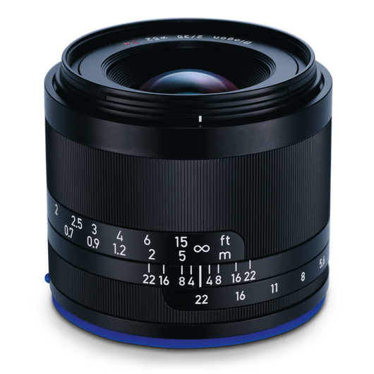 ZEISS Loxia 2/35 for Sony Mirrorless Cameras (E-mount) product photo frontv2 PDP