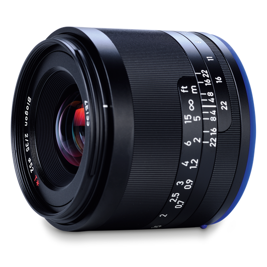 ZEISS Loxia 2/35 for Sony Mirrorless Cameras (E-mount) product photo frontv4 PDP