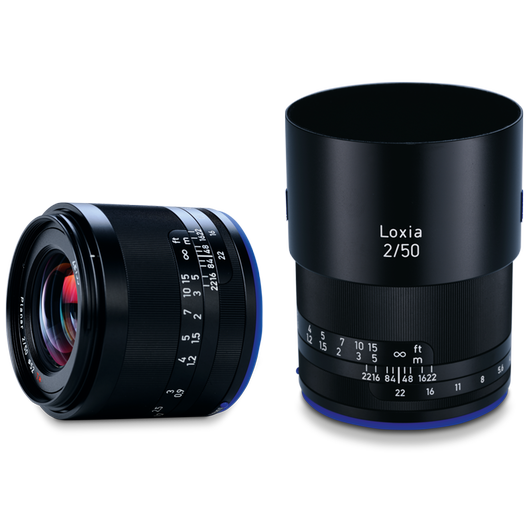 ZEISS Loxia 2/50 for Sony Mirrorless Cameras (E-mount) product photo