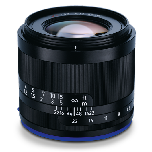 ZEISS Loxia 2/50 for Sony Mirrorless Cameras (E-mount) product photo frontv2 PDP
