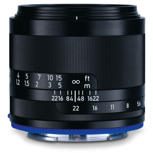 ZEISS Loxia 2/50 for Sony Mirrorless Cameras (E-mount) product photo frontv3 PDP