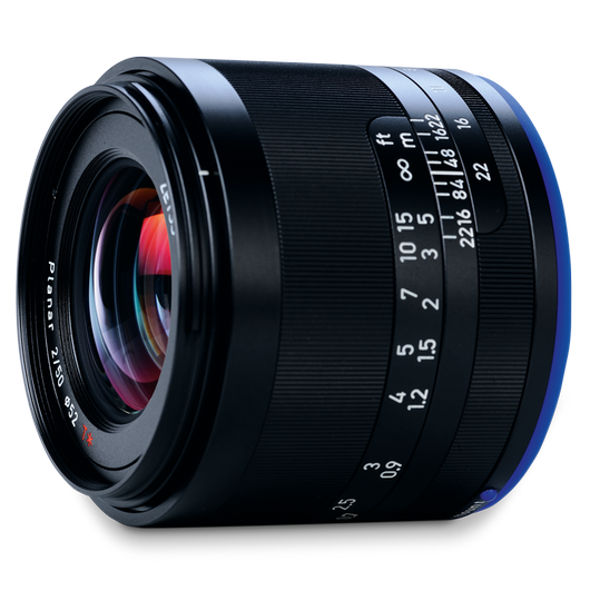 ZEISS Loxia 2/50 for Sony Mirrorless Cameras (E-mount) product photo frontv4 PDP
