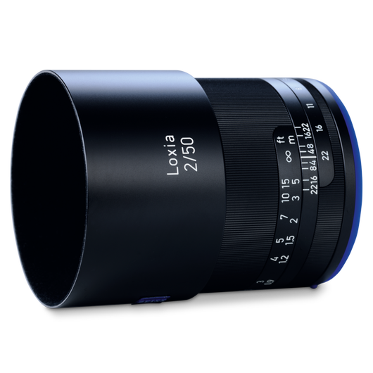 ZEISS Loxia 2/50 for Sony Mirrorless Cameras (E-mount) product photo frontv5 PDP