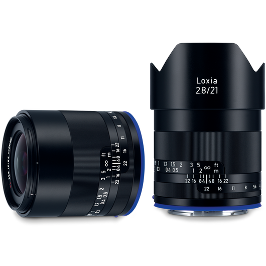 ZEISS Loxia 2.8/21 for Sony Mirrorless Cameras (E-mount) product photo