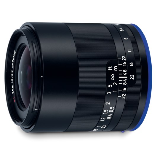 ZEISS Loxia 2.8/21 for Sony Mirrorless Cameras (E-mount) product photo frontv3 PDP