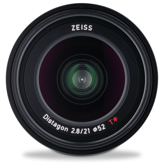 ZEISS Loxia 2.8/21 for Sony Mirrorless Cameras (E-mount) product photo frontv4 PDP