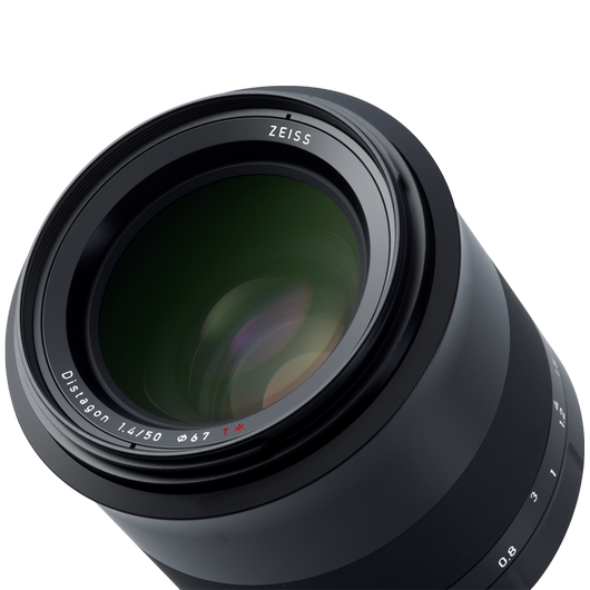 ZEISS Milvus 1.4/50 for Canon DSLR Cameras (EF-mount) product photo frontv4 PDP