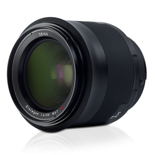 ZEISS Milvus 1.4/50 for Canon or Nikon SLR Cameras product photo frontv3 PDP