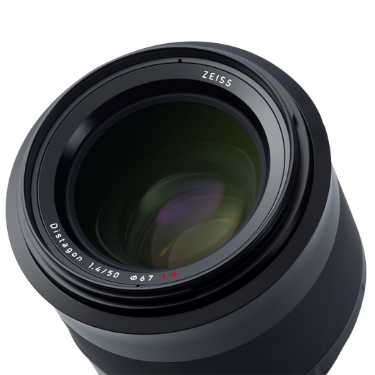 ZEISS Milvus 1.4/50 for Canon or Nikon SLR Cameras product photo frontv4 PDP