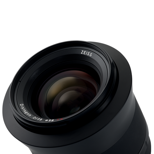 ZEISS Milvus 2/35 for Nikon DSLR Cameras (F-mount) product photo frontv4 PDP