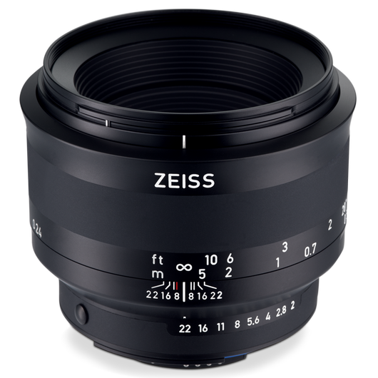 ZEISS Milvus 2/50M for Canon or Nikon SLR Cameras product photo frontv2 PDP