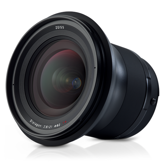 ZEISS Milvus 2.8/21 for Canon or Nikon SLR Cameras product photo frontv3 PDP