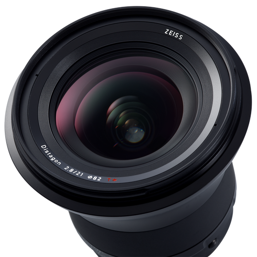 ZEISS Milvus 2.8/21 for Canon or Nikon SLR Cameras product photo frontv4 PDP