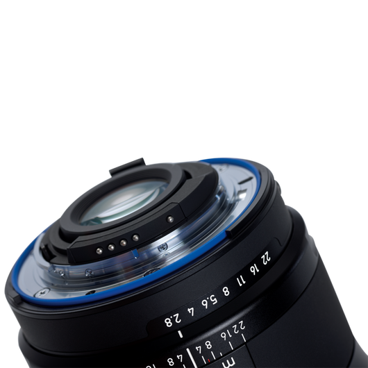 ZEISS Milvus 2.8/21 for Canon or Nikon SLR Cameras product photo frontv5 PDP