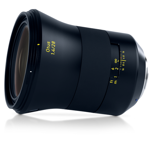 ZEISS Otus 1.4/28 for Canon DSLR Cameras (EF-mount) product photo frontv4 PDP