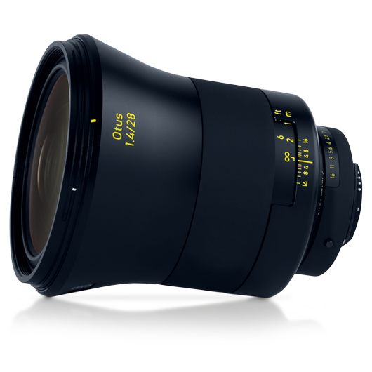 ZEISS Otus 1.4/28 for Nikon DSLR Cameras (F-mount) product photo frontv4 PDP