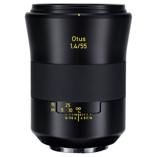 ZEISS Otus 1.4/55 for Canon DSLR Cameras (EF-mount) product photo frontv1 PDP