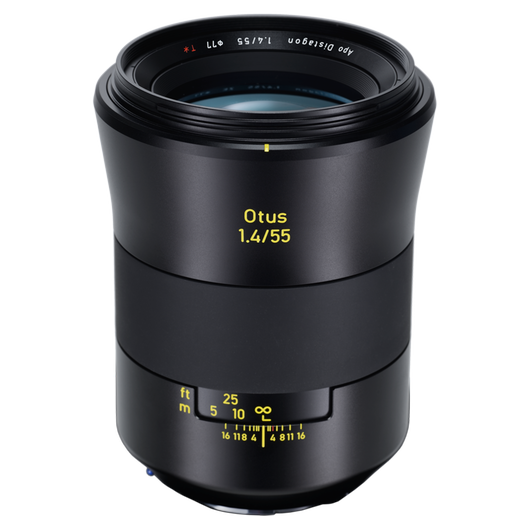 ZEISS Otus 1.4/55 for Canon DSLR Cameras (EF-mount) product photo frontv2 PDP