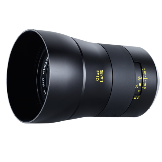 ZEISS Otus 1.4/55 for Canon DSLR Cameras (EF-mount) product photo frontv4 PDP