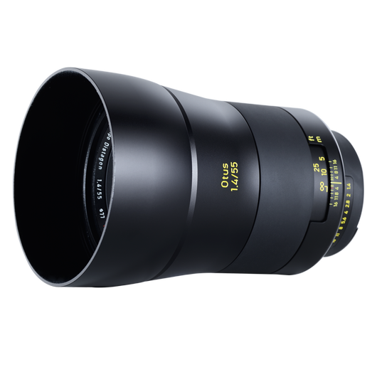 ZEISS Otus 1.4/55 for Nikon DSLR Cameras (F-mount) product photo frontv4 PDP