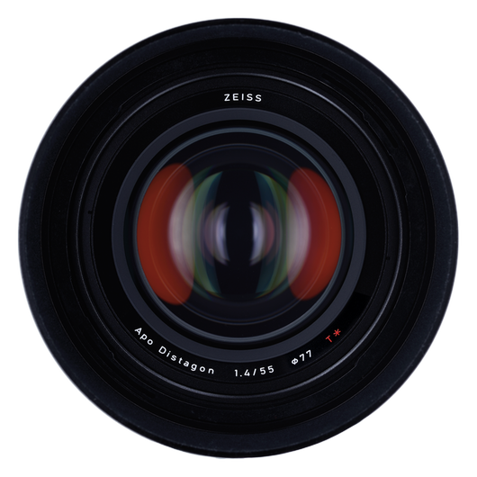 ZEISS Otus 1.4/55 for Nikon DSLR Cameras (F-mount) product photo frontv5 PDP