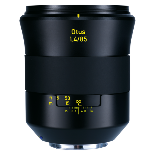 ZEISS Otus 1.4/85 for Canon DSLR Cameras (EF-mount) product photo frontv1 PDP