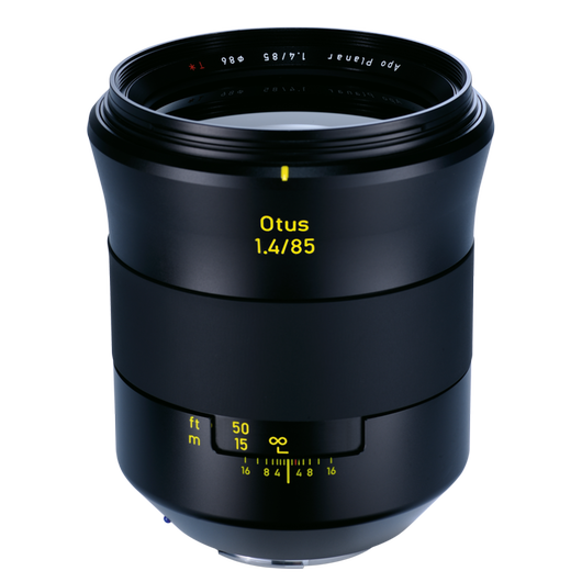 ZEISS Otus 1.4/85 for Canon DSLR Cameras (EF-mount) product photo frontv2 PDP