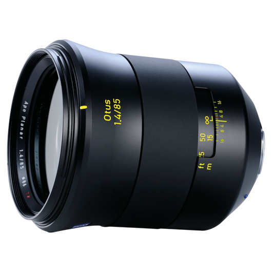 ZEISS Otus 1.4/85 for Canon DSLR Cameras (EF-mount) product photo frontv4 PDP