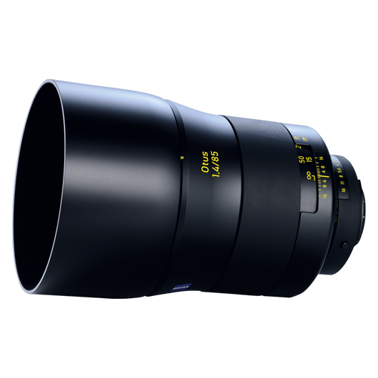 ZEISS Otus 1.4/85 for Canon or Nikon DSLR Cameras product photo frontv5 PDP