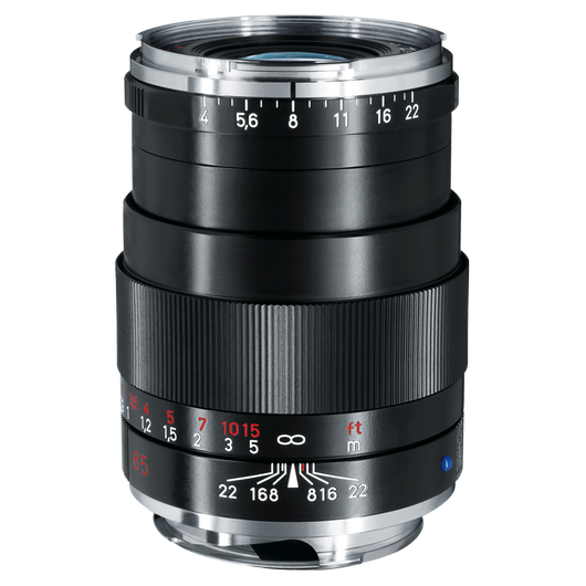 ZEISS Tele-Tessar T* 4/85 ZM for Leica Rangefinder Cameras (M-mount) product photo frontv1 PDP