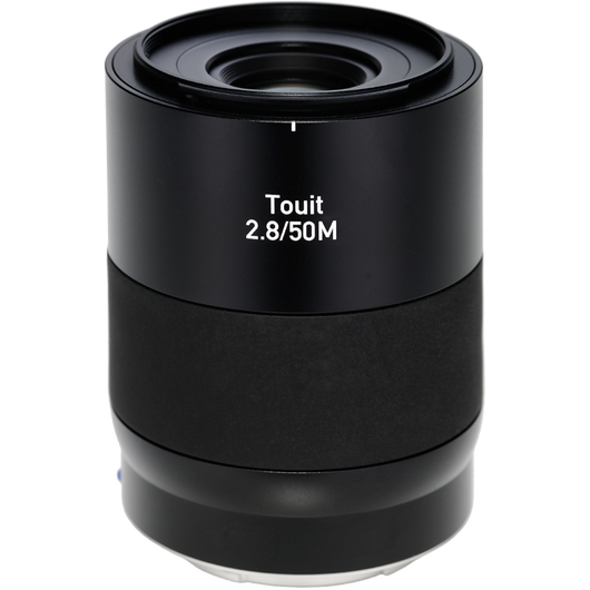 ZEISS Touit 2.8/50M for Sony Mirrorless Cameras (E-mount) product photo frontv2 PDP