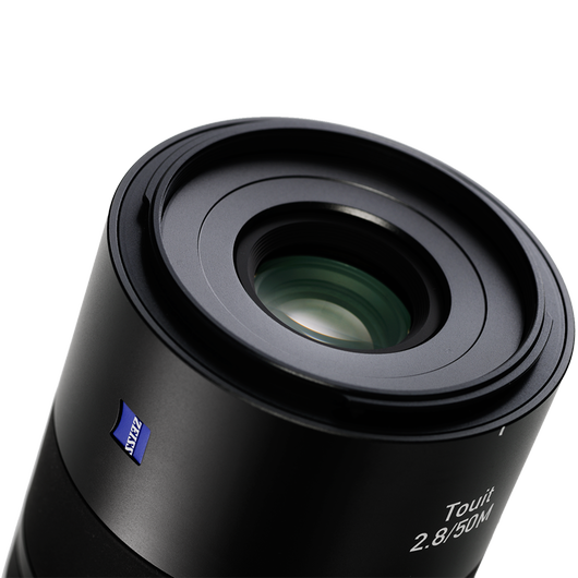 ZEISS Touit 2.8/50M for Sony Mirrorless Cameras (E-mount) product photo frontv5 PDP