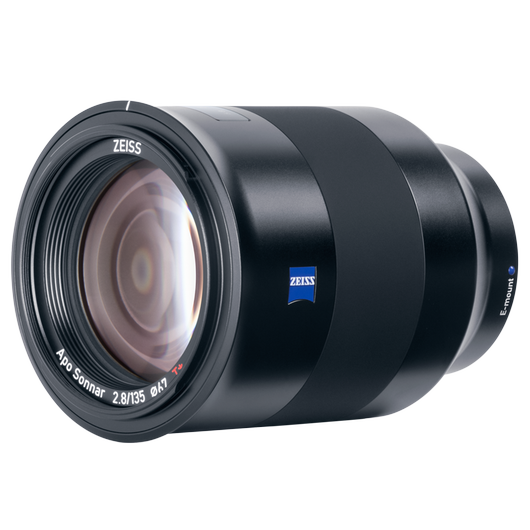 ZEISS Batis 2.8/135 for Sony Mirrorless Cameras (E-mount) product photo frontv2 PDP