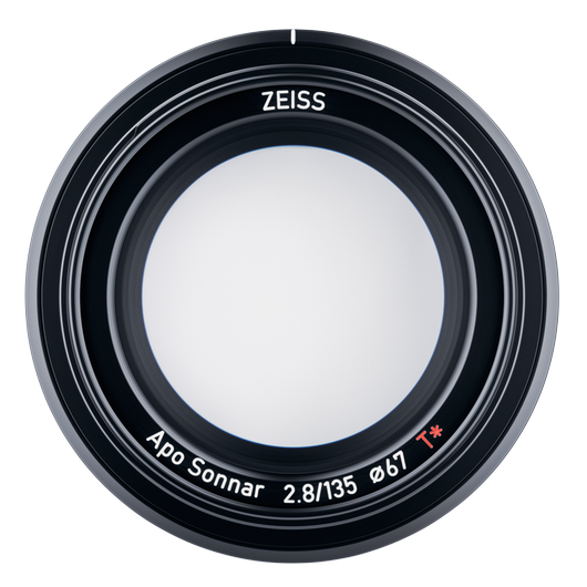 ZEISS Batis 2.8/135 for Sony Mirrorless Cameras (E-mount) product photo frontv4 PDP