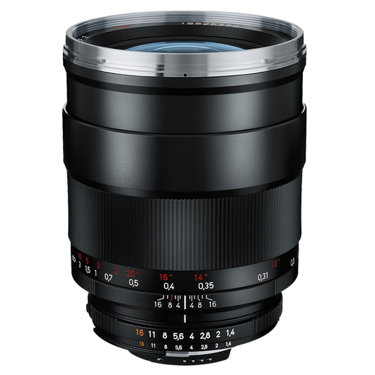 ZEISS Distagon T* 1,4/35 for Nikon DSLR Cameras (F-mount) product photo