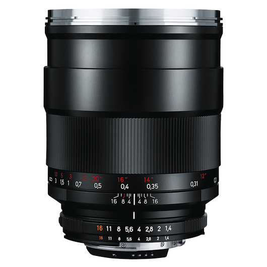 ZEISS Distagon T* 1,4/35 for Nikon DSLR Cameras (F-mount) product photo frontv1 PDP