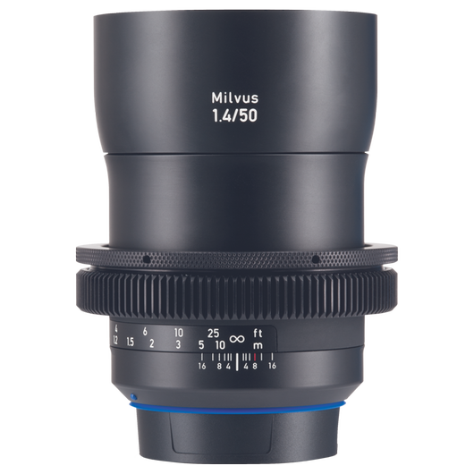 ZEISS Milvus Lens Bundle for Canon EF-Mount product photo frontv5 PDP