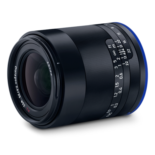 ZEISS Loxia 2.4/25 for Sony Mirrorless Cameras (E-mount) product photo frontv2 PDP