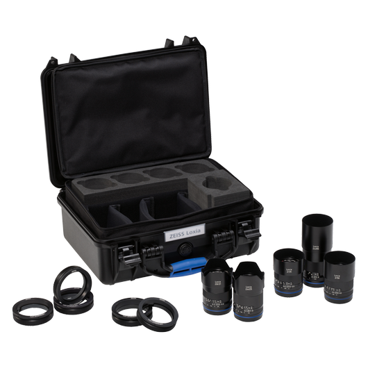 ZEISS Loxia Lens Bundle product photo