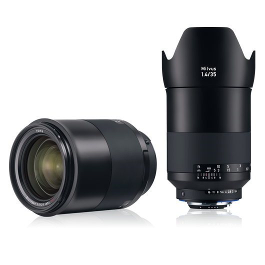 ZEISS Milvus 1.4/35 for Nikon DSLR Cameras (F-mount) product photo